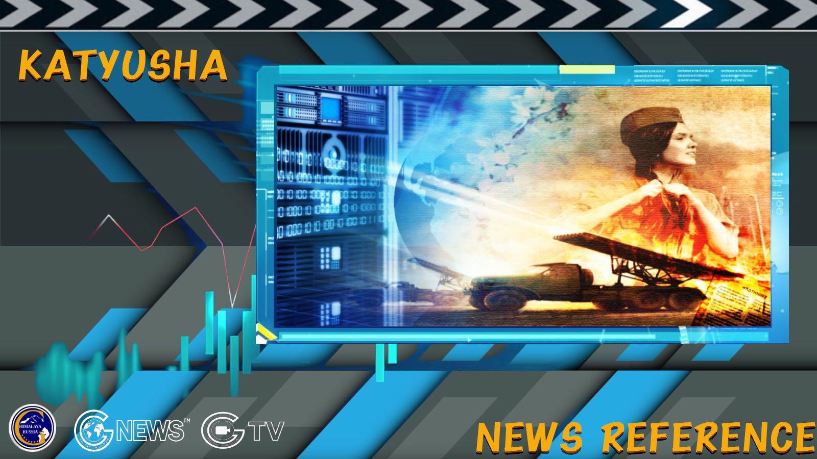 Katyusha News Reference ——April 5, 2021 – GNEWS
