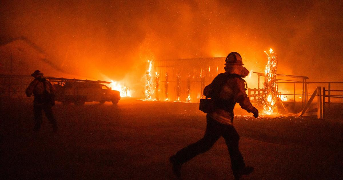 PG&E charged in 2019 California wildfire