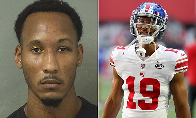 Ex-NFL wide receiver Travis Rudolph, 25, is arrested on first-degree murder and