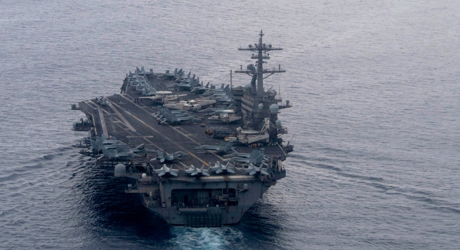 Biden Sends US Warships to Disputed South China Sea as Tensions Rise with Communist China