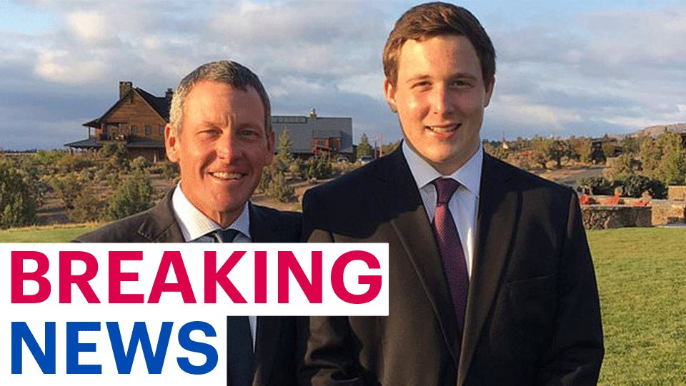 Disgraced cyclist Lance Armstrong's son, 21, is arrested and accused of sexually