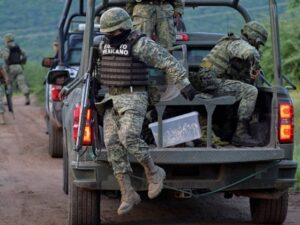 EXCLUSIVE: Gulf Cartel Boss Arrested for Allegedly Funding Mexican Border State