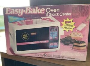 @Sooners_1977 They probably don't know what an Easy Bake Oven is.