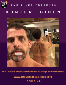 Read more about the article Hunter Biden & The Great Awakening Issue #6 – Part 1