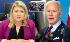 Florida Rep. Kat Cammack says Joe Biden has become 'trafficker-in-chief' of bord