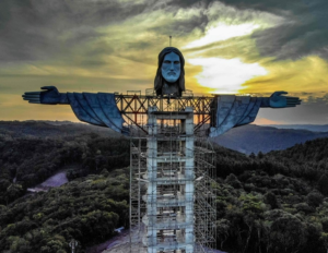 JUST IN – Brazil building new giant Christ the Protector statue, taller than Rio