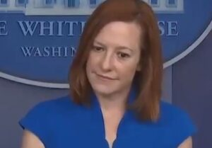 Online Gamer Pretending to be White House Reporter Infiltrates Psaki Press Briefings
