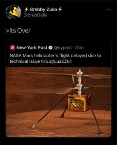 NASA huh