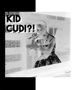 𝐘𝐀𝐖𝐋. Someone go get Kid Cudi 𝐐𝐔𝐈𝐂𝐊. He's acting out that clause he signed in th