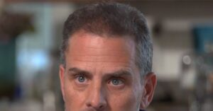 Read more about the article Millions Fail to Satiate Hunter Biden's Hunger for Drugs, Prostitutes