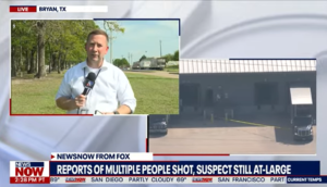 Suspect in custody after shooting at cabinet business In Bryan, Texas
