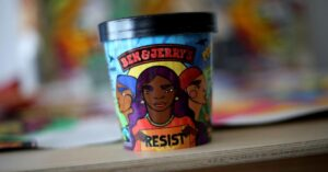 Read more about the article Ben and Jerry's calls for dismantling of US police system following fatal shooting of Daunte Wright