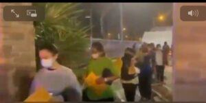 CRAZY: Shocking Video of Pregnant Illegal Aliens Moved Around at Night on Southern Border