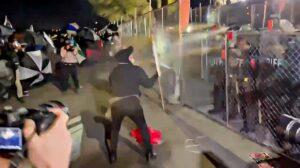 Cops BLAST Violent BLM-Antifa Hoodlums with Pepper Spray in Brooklyn Center (VIDEO)