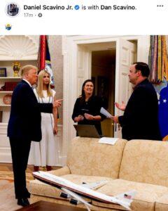 Trump was deff telling a joke