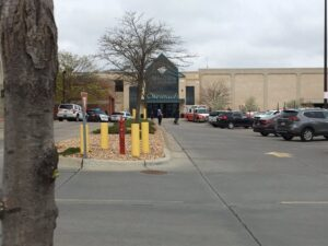 BREAKING: Active shooter reported at Westroads Mall in Omaha, Nebraska. *People