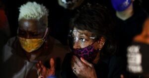 Facing Down Censure Vote, Maxine Waters Defiant