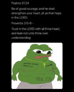 All things through him.