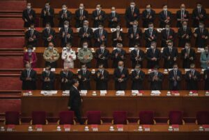 Read more about the article hEs MaO iNcArNaTe  Xi Jinping Holds Onto Power Amid Infighting Within the CCP