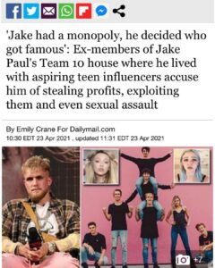 Read more about the article Teen sexual assault accusers? Oy vey   After seeing this nigga destroying a mall