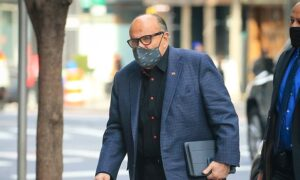 Read more about the article BREAKING NEWS: DOJ executes a search warrant Rudy Giuliani's Manhattan apartment