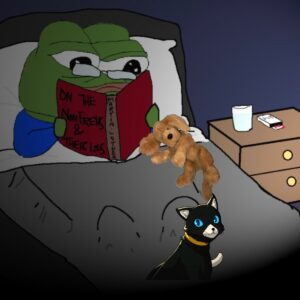Read more about the article Gonna do some reading, yall have a goodnight frens.
