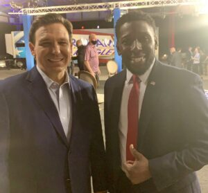 Read more about the article America's governor @GovRonDeSantis led Florida through COVID-19 & keeps fighting
