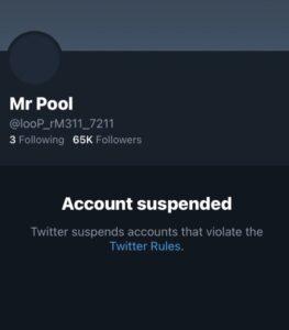 How do justify nuking Mr. Pool?   LARPers vindicated