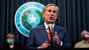 BREAKING: Texas governor bans local governments, schools from requiring face mas