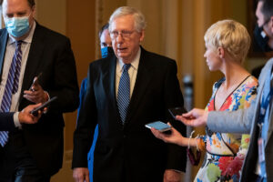 Read more about the article McConnell comes out against Capitol riot commission ahead of House vote