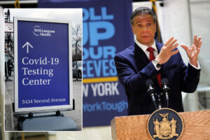 Read more about the article Cuomo's family got special COVID-19 testing even while he was under fire for it
