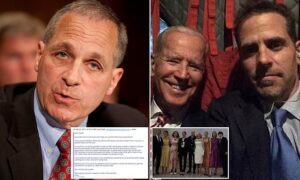 Read more about the article EXCLUSIVE: Former FBI director Louis Freeh gave $100,000 to a private trust for