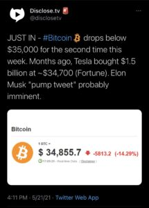 """Read more about the article """"QUICK, ANOTHER AUDIT WAS JUST ANNOUNCED IN GA. SINK BITCOIN AND TELL ELON WE NE"""