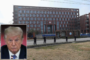 Read more about the article Trump: 'It was obvious to smart people' COVID came from Wuhan lab