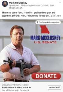 Read more about the article Imagine not voting for this absolute Chad if you're a Missouribro.  I literally