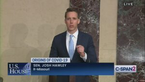 Senate unanimously passed legislation by Senators Josh Hawley (R-MO) and Mike Br