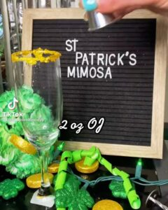 Read more about the article St. Paddy's Day noms and things you may not know about St. Patrick.  For starter