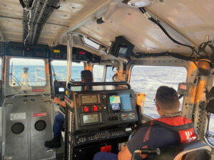 Read more about the article Coast Guard Suspends Search For Missing Cuban Migrants Off Florida