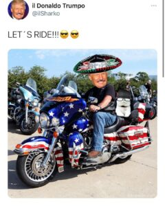 Read more about the article Lol do you believe yet RIDE IT