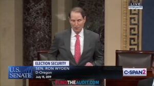 """""""Let's make sure Sen. Ron Wyden remembers what he said less than a year before t"""