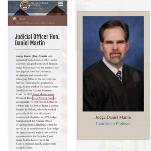 Read more about the article This is the new Judge over the Maricopa County Audit Lawsuit.   And yes, the sam