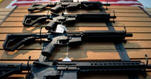 Read more about the article Federal judge strikes down California's long-standing assault rifle ban as uncon