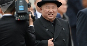 Read more about the article Kim Jong-un seen in public for first time after record-long disappearance, repor