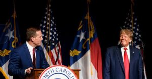 He 'Will Fight Like Hell' in North Carolina