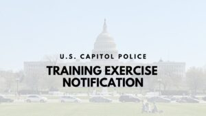 EXERCISE: Monday morning, June 7, we will be working with our federal, state, an