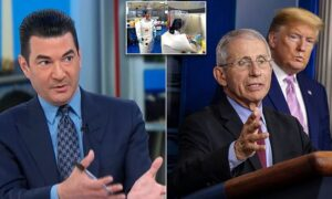 GET THE FUGG IN HERE  @wqnder_wqman   BREAKING: Dr Fauci briefed world leaders