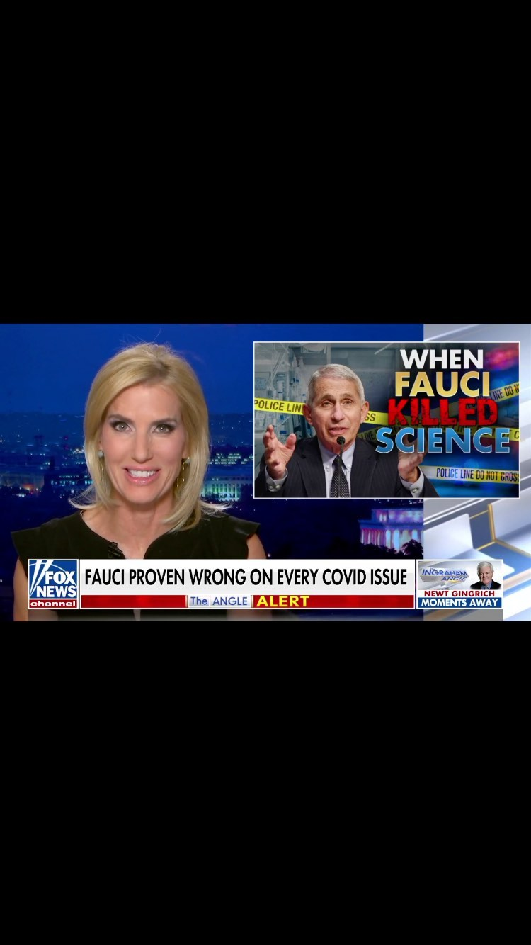 Laura exposes Anthony Fauci who says insulting him is insulting science