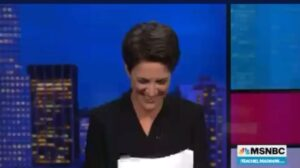 """Maddow on the new CDC mask guidance:  """"I gonna have to rewire myself so when I s"""
