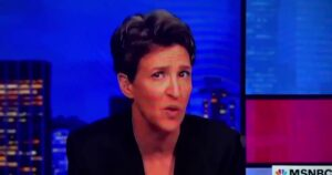 Maddow loses it when realizing that General Flynn's brother – General (Charles)