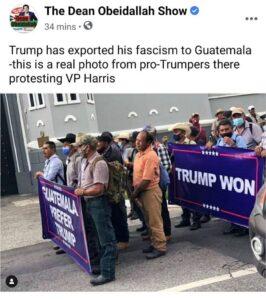 Guatemala knows